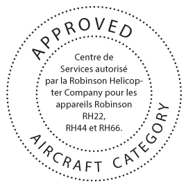 Maintenance Centre - Approved Aircraft