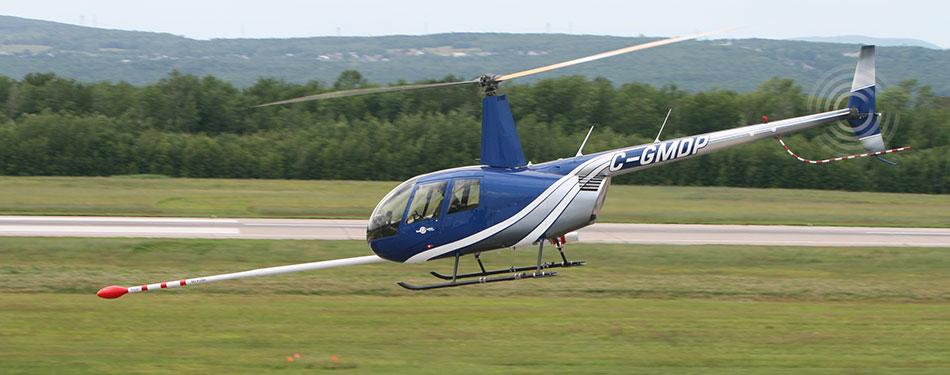 LE ROBINSON 44 : APPRENDRE À PILOTER SUR UN HÉLICOPTÈRE QUI VOUS PRÉPARERA AU MARCHÉ DU TRAVAIL